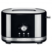 KitchenAid 5KMT2116BOB 2 Slice Toaster - Black