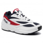Сникърси FILA - V94M Low 1010255.01M White/Fila Navy/Fila Red