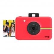 Polaroid Snap Instant Digital Camera - фотоапарат принтиране на моменти снимки (червен)