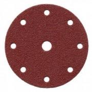 MAKITA Disque abrasif MAKITA Ø 150mm Red (8+1 trous) - Grain - Grain 320