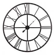 Oak Furnitureland Clocks - Tosca Wall Clock - Oak Furnitureland