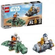 Lego Star Wars 75228, Escape Pod vs. Dewback Microfighters