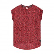 LEVV top - Rood - Size: 176,140