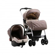 Carucior 3 in 1 MyKids Carello Royal M8 Beige