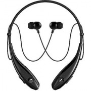 Vinimox Stereo Headset Wireless Bluetooth Mobile Phone Headphone with call function.