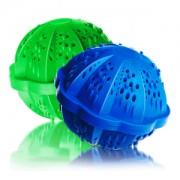 Ecosfere - Bile cu turmalina pentru spalat rufe 2 bucati