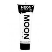 Vegaoo Vit UV-färg från Moonglow© till håret 20 ml One-size