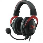 Casti HyperX Cloud II, 7.1, Rosu