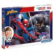 Puzzle 104 Piezas Spiderman - Clementoni