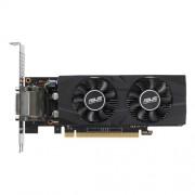 VGA Asus GTX1050TI-O4G-LP-BRK, nVidia GeForce GTX 1050 Ti, 4GB, do 1442MHz, DP, DVI-D, HDMI, 36mj