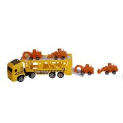 Truck toys for boys,With JCB Super truck set for kids with set of construction toys.