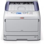 Printer, OKI C831n, Color, Laser, Lan (44705904)