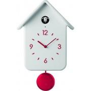 Guzzini Zegar z kukułką QQ biały