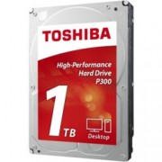"1TB Toshiba P300 - High-Performance Hard Drive, SATA 6Gb/s, 7200rpm, 64MB, 3.5""(8.89 cm), с опаковка (Bulk)"