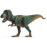 Schleich Tyrannosaurus Rex Dinosaurie Mörkgrön 14587 - 31,5 cm