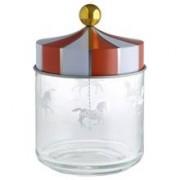 Alessi Circus Glasburk med Lock 75 cl