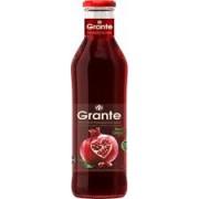 GRANTE Granátové jablko BIO, 100% čistá šťava, 0,75l