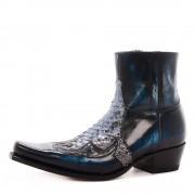 Sendra 9918 blauwe heren laarzen - blauw - Size: 40