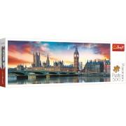 Puzzle familie Trefl 500 piese - Panorama Big Ben