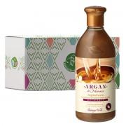 Bottega Verde - Gel de dus cu extract de iasomie din desert si ulei de argan in cutie cadou