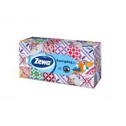 Servetele faciale la cutie Zewa Everyday, 2 straturi, 100 bucati