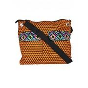 pick pocket Women's Sling Bag (Orange)