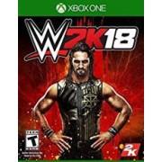 Xbox One Game - WWE 2K18, Retail Box, No Warranty