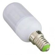 LED Spotlight - 6W GU10 White Plastic Premium 6000K 110° Dimmable