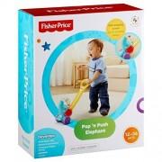 ToyMarket Fisher Price Pop 'N Push Elephant