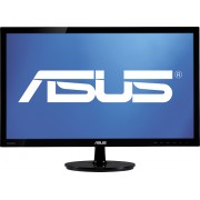 "ASUS - 23.6"" Widescreen LED Monitor - Black"