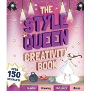 The Style Queen Creativity Book, Paperback/Andrea Pinnington