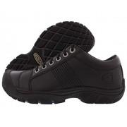 Keen Utility PTC Zapatillas de trabajo para hombre, Negro, 9 M US