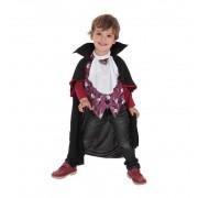 Disfraz de Vampiro Calaveras - Creaciones Llopis