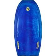 Wave Skater Rabbit Fish Bodyboard (Aqua / Navy)
