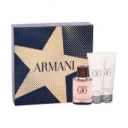 Giorgio Armani Acqua di Gio Absolu darovni set parfemska voda 40 ml + gel za tuširanje 75 ml + balzam nakon brijanja 75 ml za muškarce