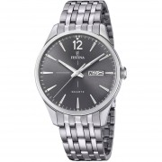 Reloj Hombre F20204/2 Gris Festina