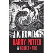 Harry Potter and the Goblet of Fire/J K Rowling