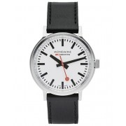 Mondaine Stop 2 Go White 41mm