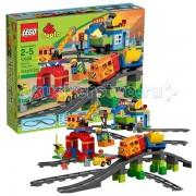 Lego Конструктор Lego Duplo 10508 Лего Дупло Большой поезд