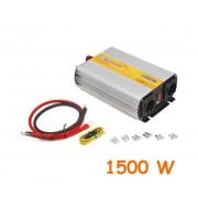 Inverter Uscita Sinusoidale Modificata 1500w 12v–220vac Con Usb