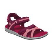 Regatta Womens Santa Clara Adjustable Ankle Strap Sandals - Pink - Size: 5