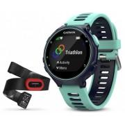 Smartwatch Garmin Forerunner 735XT Albastru + monitor HRM-Run