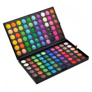 Trusa profesionala farduri 120 culori Fraulein38 rainbow seven