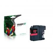 Yanec Brother LC-123M Magenta (Yanec)