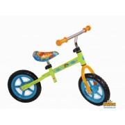 Bicicleta fara pedale copii 12 inch Saica Dino Train
