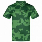 PUMA Golf Union Camo Jungen Polo-Shirt 579308-01