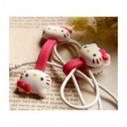 Hello Kitty organizér kabelů s patentkou