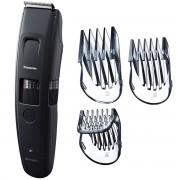 Masina de tuns barba Panasonic ER-GB86-K503, 57 trepte, Ni-MH, 50 min., 3 accesorii, Negru