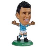 Figurina Soccerstarz Manchester City Fc Sergio Aguero 2014