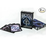 2 Decks Bicycle Stargazer Black Hole Standard Poker Playing Cards